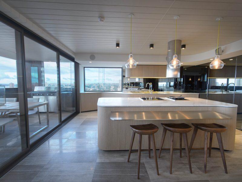 Navlam Job Reference – Potts Point Apartment